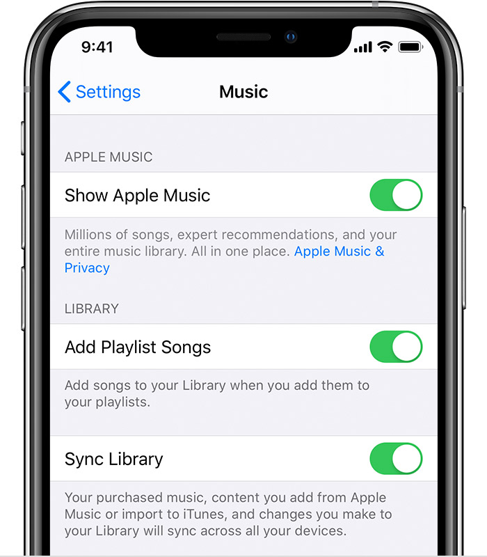 How to transfer my music to my new phone