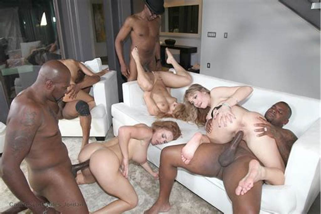 Classy interracial orgy free galleries