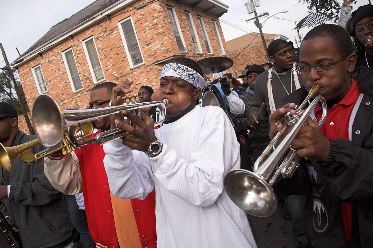 Funk music new orleans