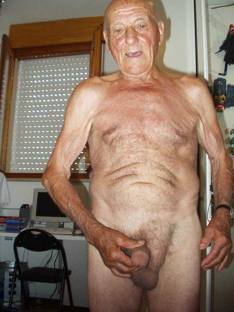 Naked grandpa pictures